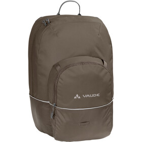 VAUDE Cycle 28 Zaino 2in1, coconut